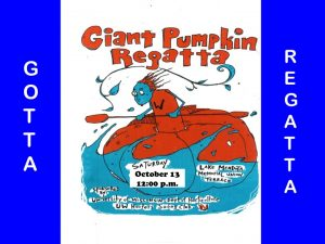 Pumpkin Regatta 2018